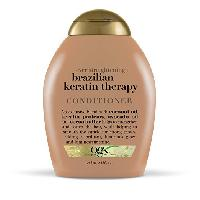 Organix Ever Straight Brazilian Keratin Therapy Conditioner, 13 oz
