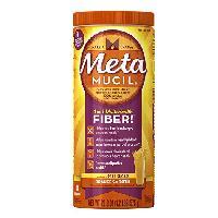 Metamucil, 4 in 1 Multi-Health Fiber (20.3 oz)