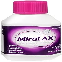 MIRALAX POWDER 8.3 OZ