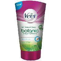Veet Botanic Inspirations Gel Cream, 6.78 oz., for Legs & Body