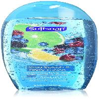 Softsoap Citrus Splash and Berry Fusion Moisturizing Body Wash, 18 Fluid Ounce
