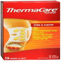 THERMACARE KNEE & ELBOW 2CT
