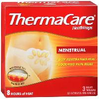 THERMACARE MENSTRUAL 8 HR 3 CT