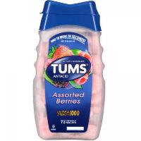 TUMS ULTRA ASST BERRIES 72
