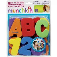 MUNCHKIN BATH LTRS AND NMBRS