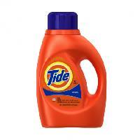 Tide Liquid Laundry Detergent, Original 32 Loads 50 oz