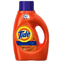 TIDE 2X HE LOW SUD ORG LQ 50OZ