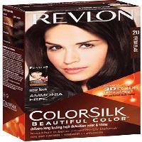 Revlon Colorsilk Beautiful Color Hair Color, Brown/Black