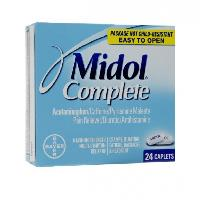 MIDOL MAX STR CAPLET 24